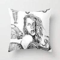 Fashion)  Throw Pillow