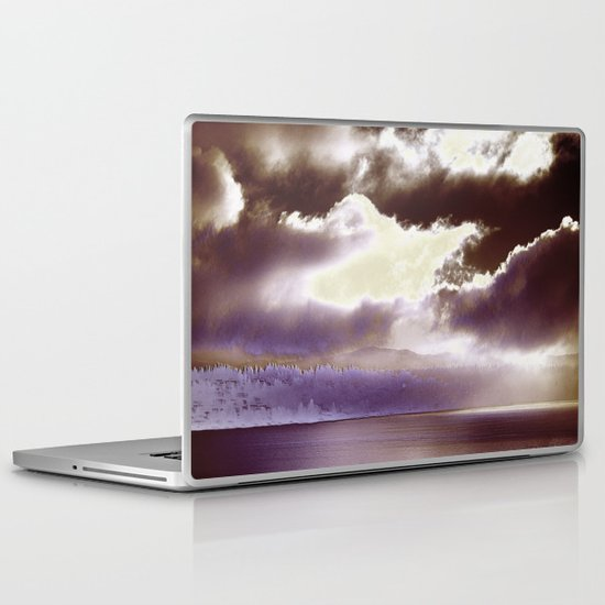 Sky Ring Laptop & iPad Skin