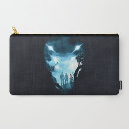 Carry-All Pouch - We are not alone - DV designstudio
