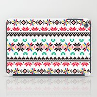 Traditional Embroidery iPad Case