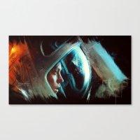 Nostromo 1.0 Canvas Print