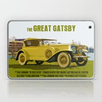 The Great Gatsby Movie P… Laptop & iPad Skin