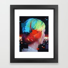 We dissolve Framed Art Print