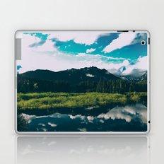 North Cascades Hidden Lake Laptop & iPad Skin