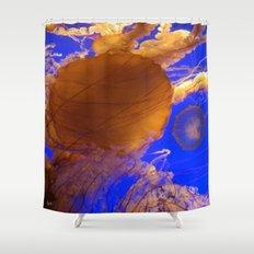 Amazing Jellyfish Shower Curtain