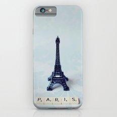 A Word about Paris  iPhone 6s Slim Case