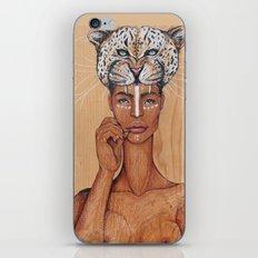 Ayaba of Africa iPhone & iPod Skin