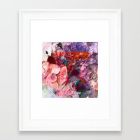 Holding Memories  Framed Art Print