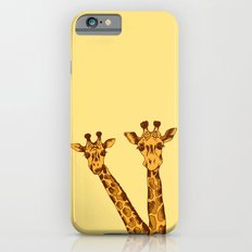 Giraffes iPhone 6 Slim Case