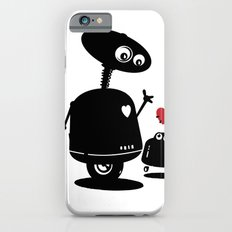 Robot Heart to Heart iPhone 6s Slim Case