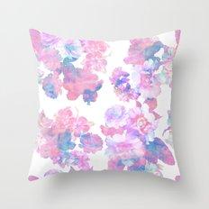 Le Fluer Pastel Throw Pillow