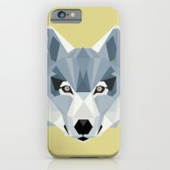 W Is For Wolf iPhone 6 Slim Case