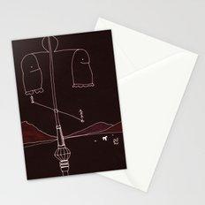 Desert Summer Stationery Cards