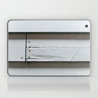 Weatherboards Laptop & iPad Skin