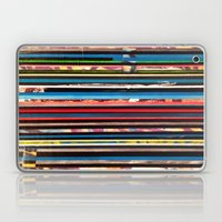 STRIPES 8 Laptop & iPad Skin