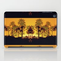 Six Sunsets iPad Case