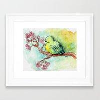 Spring Time Framed Art Print