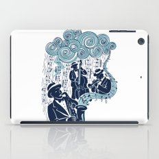 Got the Blues iPad Case