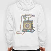 Waiting For Your Call Si… Hoody