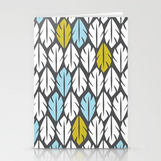 Foliar Stationery Card