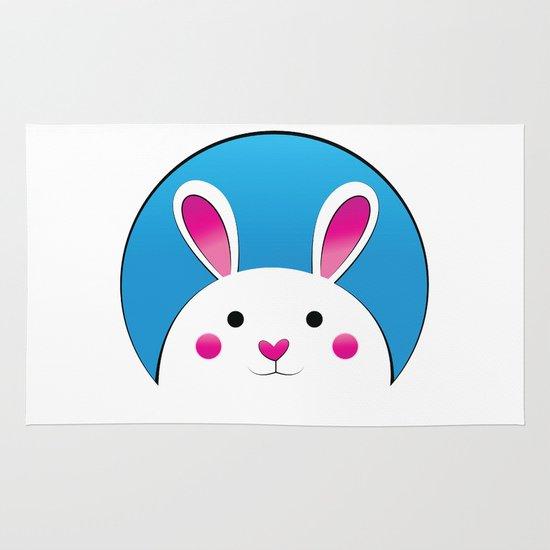 Chubby Bunny Area & Throw Rug