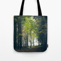 Young Tree Tote Bag