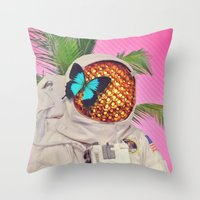 Sunday Best Throw Pillow