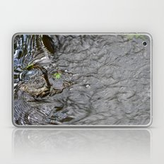 Swirling Water Laptop & iPad Skin