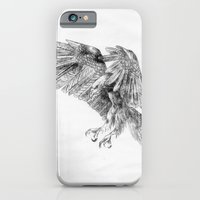 iPhone & iPod Case featuring Run Free by Anna Tromop Illustration