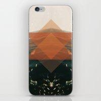 Triangular life iPhone & iPod Skin