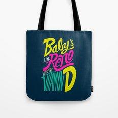 Baby's in Reno Tote Bag