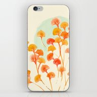 The Bloom Lasts Forever iPhone & iPod Skin