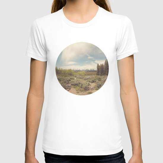 In search of Ansel T-shirt