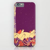 iPhone & iPod Case featuring Orboglith's Jungle by Wilmer Murillo