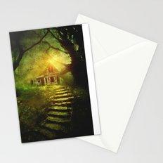 Secret place II Stationery Cards