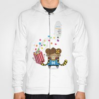 PopCorn can save the world Hoody