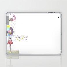 Rain on me... Laptop & iPad Skin