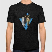 Napoleon's pet ? Mens Fitted Tee Tri-Black SMALL