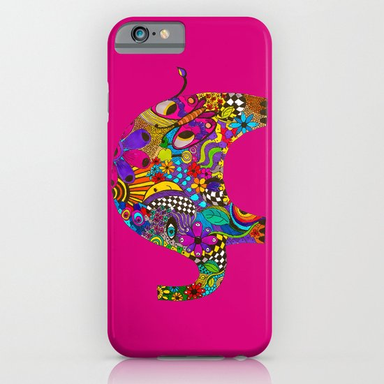 PINK ELEPHANT iPhone & iPod Case