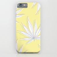 weed iPhone 6 Slim Case