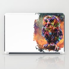 Brave Little Owl iPad Case
