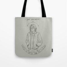 sam winchester is better than you Tote Bag