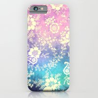 VINTAGE FLOWERS XXVIII - for iphone iPhone 6 Slim Case