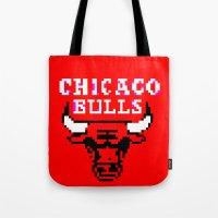 Bulls Bulls Bulls Tote Bag
