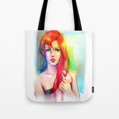 Part of Your World Tote Bag