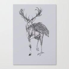 The Peryton Canvas Print