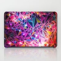 Geometric Space iPad Case