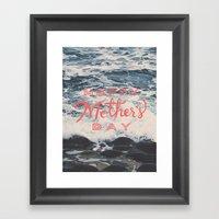 Mother's Day Framed Art Print