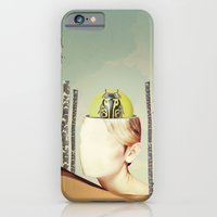 iPhone & iPod Case featuring VIAJERA ESPACIAL / OSC2  by Plástica