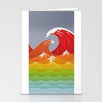 Beaufort Scale Stationery Cards